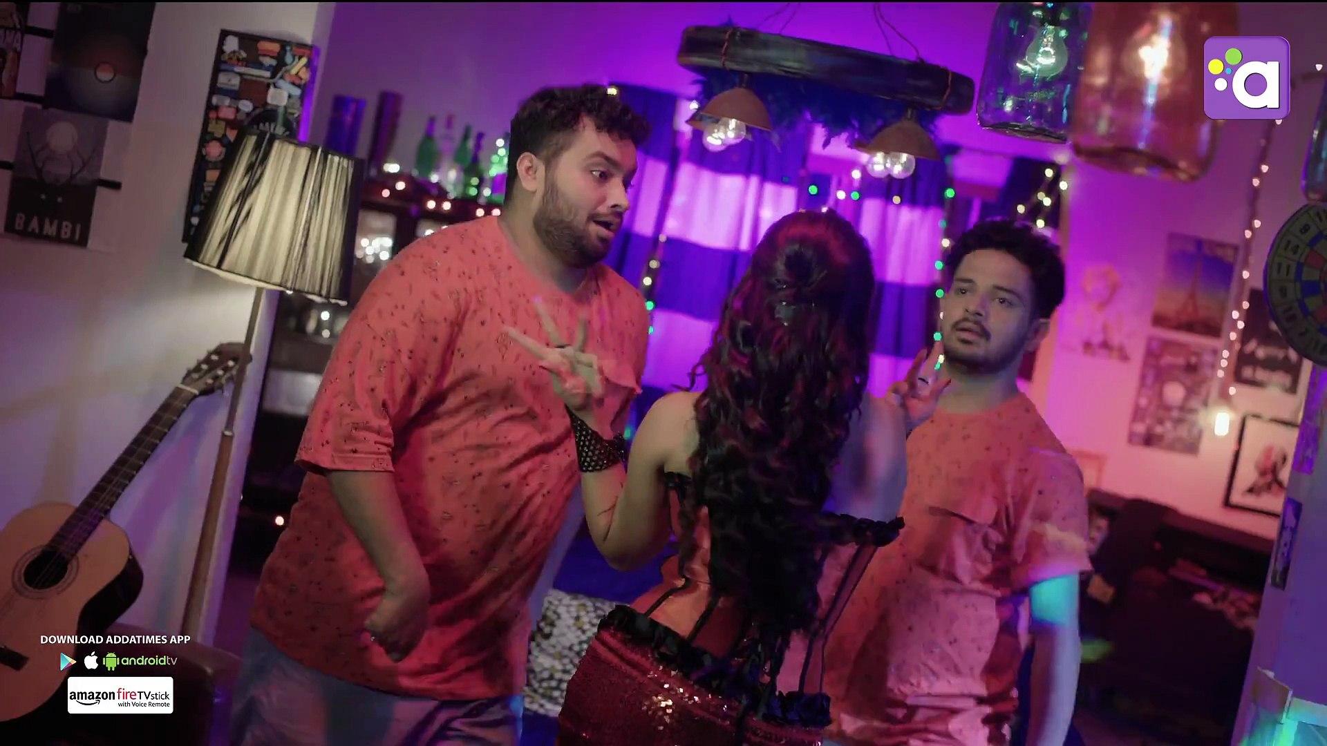 Priyanka Sarkar GHOSTANA HALLOWEEN SONG