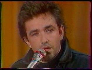 Jean-Louis Murat chez J. Martin sur A2 (1990)