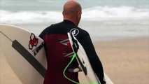 Surfing Legend Kelly Slater Performs 540 at Peniche_ Portugal