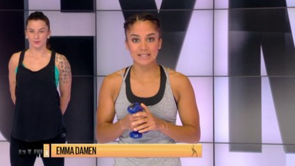 'Cardio Training' avec Emma - GYM DIRECT du 09/11