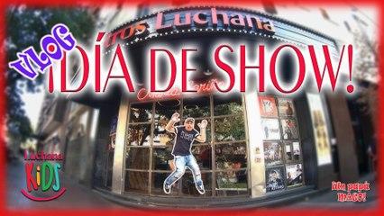 """VLOG   DÍA DE SHOW   """"Un show de Magia...pero más chulo""""   TEATROS LUCHANA   Is Family Friendly"""