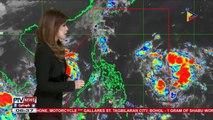 PTV INFO WEATHER | Mas maaliwalas na panahon, magpapatuloy sa unang linggo ng buwan