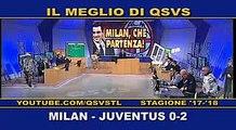 QSVS - I GOL DI MILAN - JUVENTUS 0-2 TELELOMBARDIATOP CALCIO 24