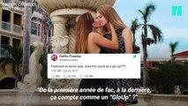 """Ils postent des photos d'eux avant/après leur """"coming out"""", encouragés par la blague d'une jeune femme"""