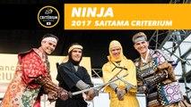 Ninja riders / Coureurs ninjas - 2017 Tour de France Saitama Critérium