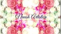 Arabic Henna _ Henna Tutorial _ Gulf Style Henna _ Tattoo Henna _ Flower Mehnd -