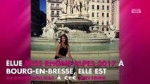 Miss France 2018 : Portrait de Dalida Benaoudia, Miss Rhône-Alpes 2017