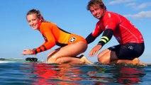 Adrénaline - Surf : La vidéo best of des championnats de France de Surf 2017 à Hossegor