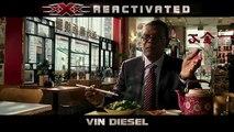 Neymar nous démontre ses talents d'acteurs et surprend tous ses fans dans une séquence du film « XXX : Reactivated ». (V