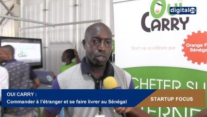 OUI CARRY : Commander à l'étranger et se faire livrer au Sénégal