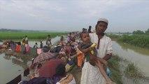 """Rohingyas : le commissaire européen Stylianides dénonce un """"nettoyage ethnique"""""""
