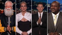Dave Grohl, Channing Tatum, Jennifer Lawrence, Shaquille O'Neal Guest Host 'Kimmel'   THR News