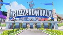 Overwatch - New Hyrbrid Map: Blizzard World Trailer
