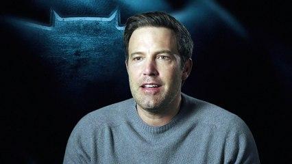 Justice League - Ben Affleck interview