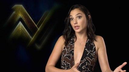 Justice League - Gal Gadot interview