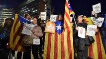 Διαδήλωση στις Βρυξέλλες για την ανεξαρτησία της Καταλονίας