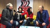 """My TF1 est parti à la rencontre des chanteurs et comédiens du film """"Stars 80, la suite"""" depuis la Rochelle"""