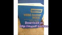 motor 1992 general motors wiring diagram manual-professional service trade  edition (motor domestic wiring