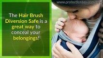 Hair Brush Diversion Safe - diversion safe _ aquanet hairspray diversion safe