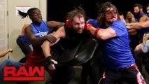 Monday Night Raw falls under siege by SmackDown Superstars- Raw, Oct. 23, 2017