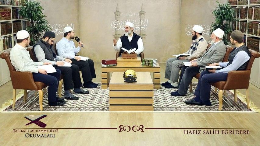 35) Tarikat-ı Muhammediyye Okumaları - Takva'nın Geçerli Olduğu Alanlar - [3]