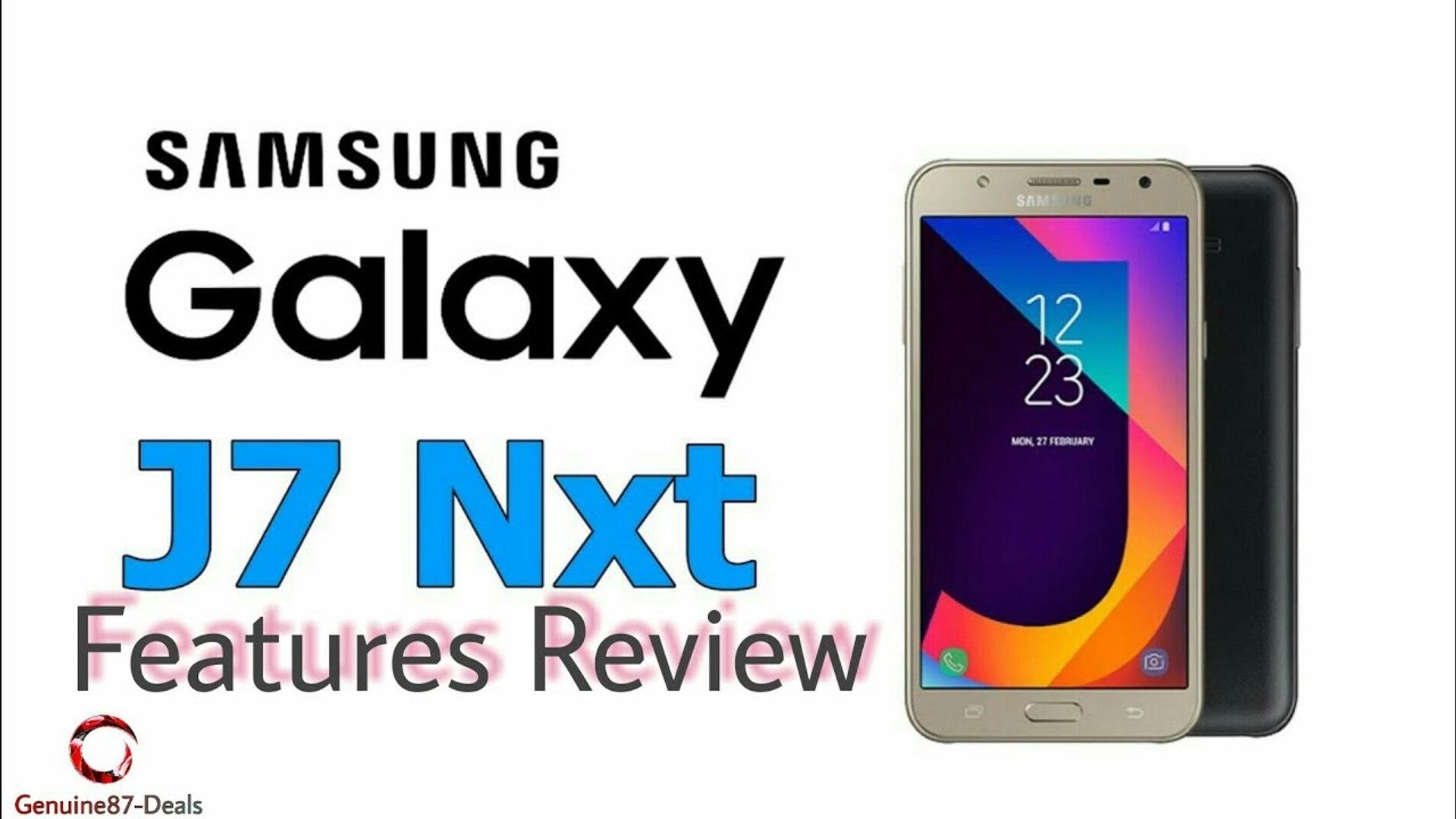 samsung galaxy j7 nxt features 2017 video I samsung galaxy on nxt (64 gb) (3gb ram) Genuine87-Deals.