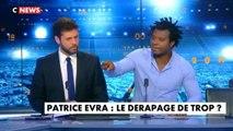 Clash entre Pascal Praud et Rost sur CNews à propos de Patrice Evra (03-11-2017)