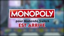 Monopoly pour Nintendo Switch - Bande-annonce de lancement