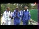 Videos avant le relais en 2003