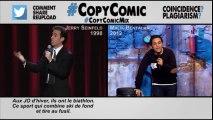 #CopyComic - Mix PLagiat (Jamel Debouze, Gad Elmaleh, Malik Bentalha...)