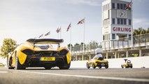VÍDEO: Así es el nuevo McLaren P1 propulsado con energías alternativas