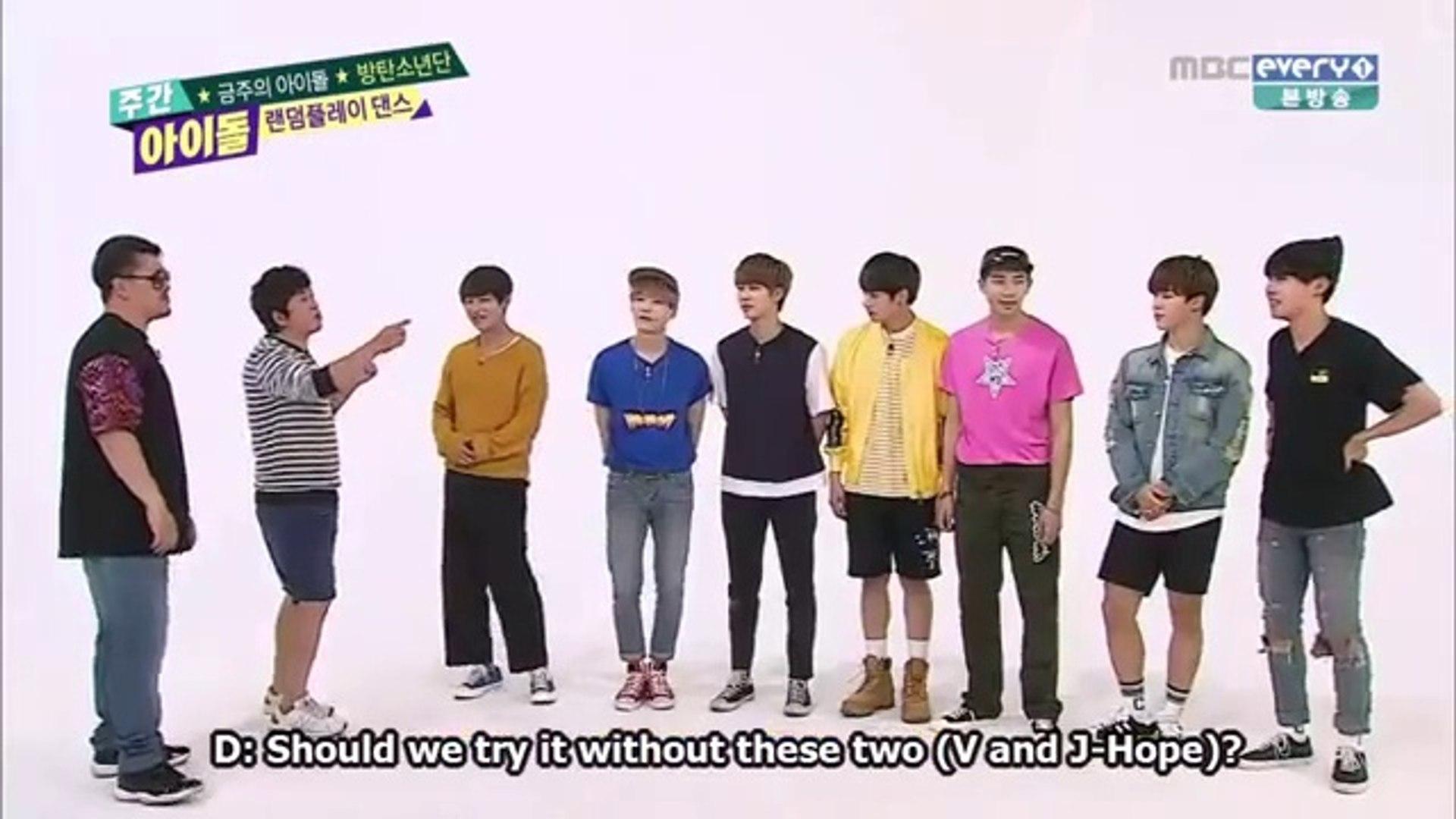 [ENG SUB] Weekly Idol EP 203 Guest, Bangtan Boys ( BTS )