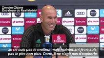 """Zinedine Zidane: """"Je suis fort dans l'adversité"""""""