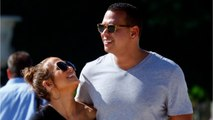 Jennifer Lopez & Alex Rodriguez: Happy Together