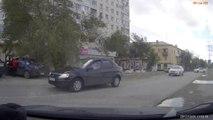 Sortir de sa place de parking au bon moment !