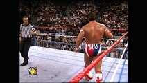 Henry Godwinn w/Hillbilly Jim vs. British Bulldog w/Owen Hart (July/29/1996)
