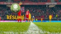 Valenciennes FC - Stade Brestois 29 (0-0)  - Résumé - (VAFC-BREST) / 2017-18