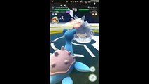 Pokémon GO Gym Battles Elite Four Lorelei Theme Lapras Cloyster Slowbro Dewgong Jynx & more