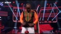Video Manou ' Icolé ' Oliver N'goma Audition à l'aveugle The Voice Afrique francophone 2017