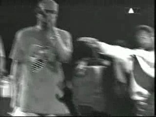 WU TANG CLAN LIVE OLD DIRTY BASTARD R.I.P
