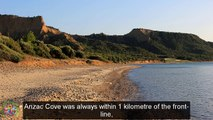 Top Tourist Attractions Places To Visit In Turkey | Anzac Cove Destination Spot - Tourism in Turkey