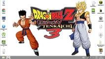 Como baixar e instalar Dragon Ball Z Budokai Tenkaichi 3 - Completo 2017 (ATUALIZADO)