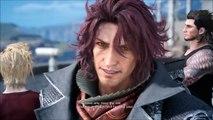 Final Fantasy XV 2016 TGS trailer cutscene breakdowns: Darkest FF incoming!!