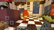 Minecraft PE  FNAF song map - video dailymotion