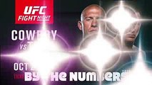 UFC Fight Night 118 Donald Cerrone Vs. Darren Till Full Fight Preview - 'By The Numbers'