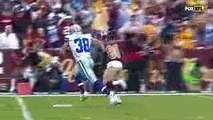 Jamison Crowder's Great Game w 9 Grabs & 123 Yards  Cowboys vs. Redskins  Wk 8 Player Highlights