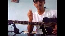 Ambarsariya (Fukrey) Guitar Lesson by Mykee