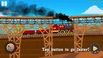 Western Train Driving Race: Racing Train Videos Games Kids | Videos for kids | Videos for Children
