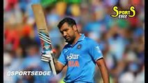 India vs New Zealand 3rd ODI 2017 Rohit Sharma Scores! Brilliant 147 in 138 vs New Zealand