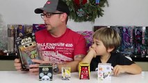 Surprise Blind Box Opening - Funko, Star Wars, Power Rangers and Bruce Lee